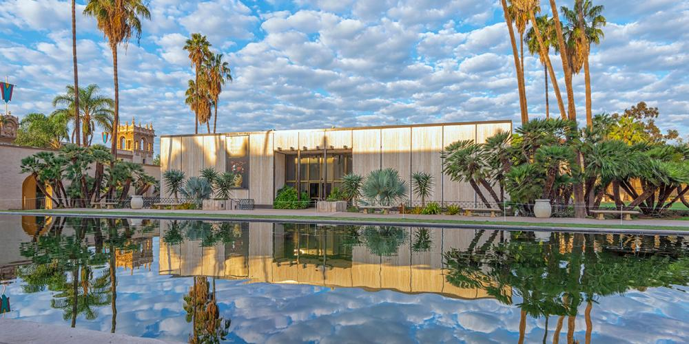 Museums in Balboa Park