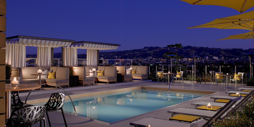 L.A.'s Rooftop Retreats