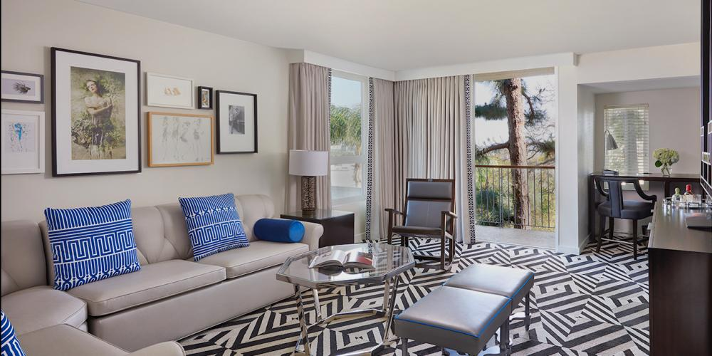 Where to Stay in West Hollywood