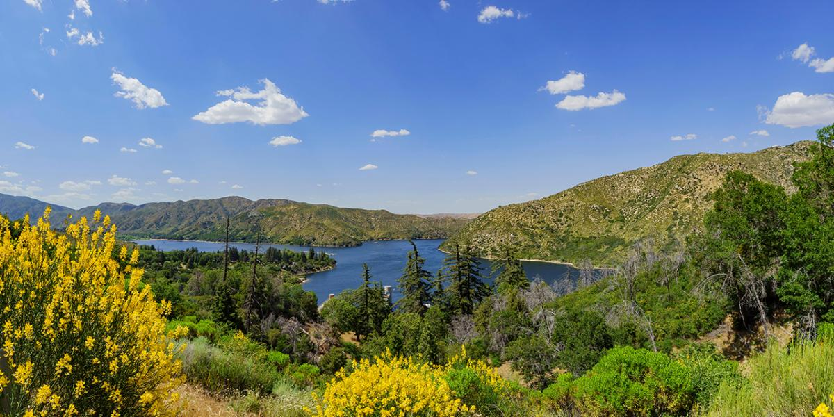 How to Drive the Rim of the World Scenic Byway