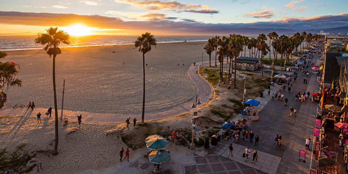 5 Great Ways to Stay, Eat and Play in Venice Beach