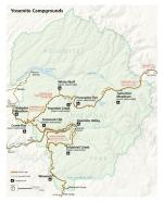 Yosemite Valley Campground Reservations