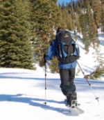 Manzanita Lake Winter Trails Guide