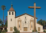 The California Missions Trail
