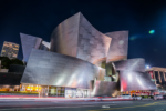 Walt Disney Concert Hall schedule