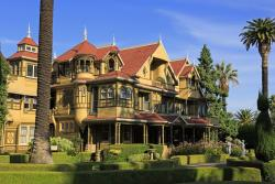 San Jose's Spooky Winchester Mystery House in the Spotlight