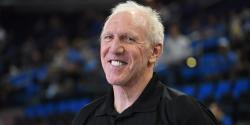 California Questionnaire, Quarantine Edition: Bill Walton