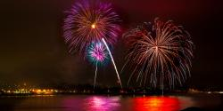 Celebrate the Fourth of July in California