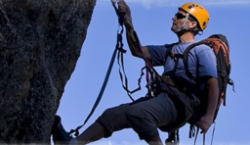 Yosemite Mountaineering School – rock-climbing classes