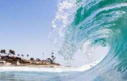 San Diego Local surf spots