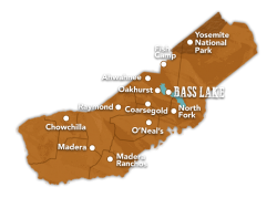 Bass Lake visitor information