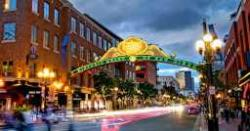 Downtown San Diego & The Gaslamp Quarter