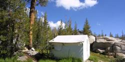 Yosemite High Sierra Camps