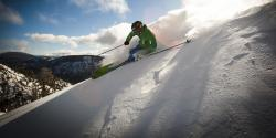 Surf and Ski Culture in the California Snow