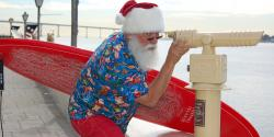 Cool California Santa Sightings