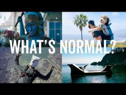 Never Normal