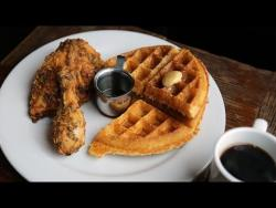 Oakland's Obsession-Worthy Chicken and Waffles