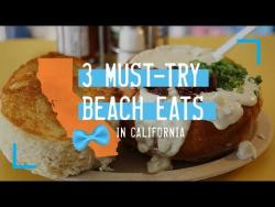3 Must-Try Beach Eats in California