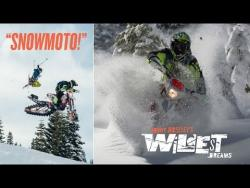 Jonny Moseley's Wildest Dreams: SNOWMOTO! (with JT Holmes)