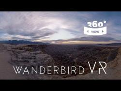 Anza Borrego State Park and Borrego Springs - 360° VR experience