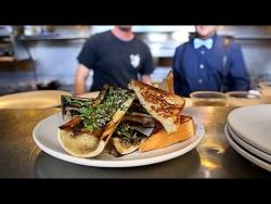 San Diego's Decadent Charred Bone Marrow