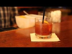Sonoma's Fabulous Fig Fashioned Cocktail