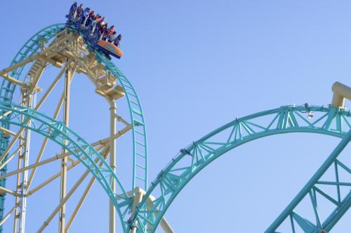 14 New Rides and Thrills at California Theme Parks