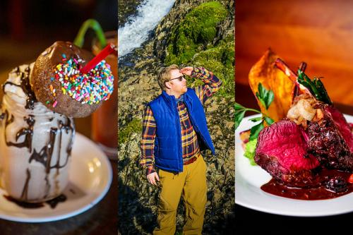 Take an Epic Winter Food Trip From Lake Tahoe to Sacramento