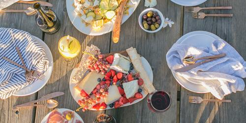 5 Easy Ways to Turn Any Self-Quarantine Dinner into a Special Event