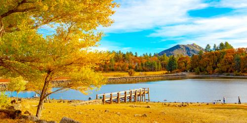8 Perfect Places to See Fabulous Fall Colors