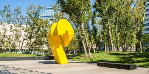8 Places to See Orange County's Gorgeous (and Free) Art