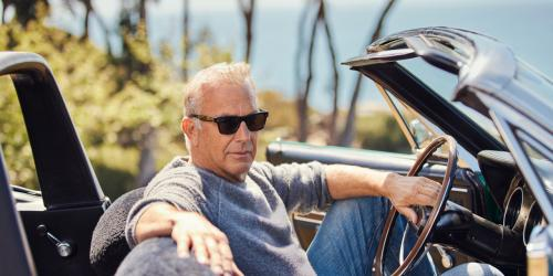 Kevin Costner Wants to Narrate Your Next Road Trip