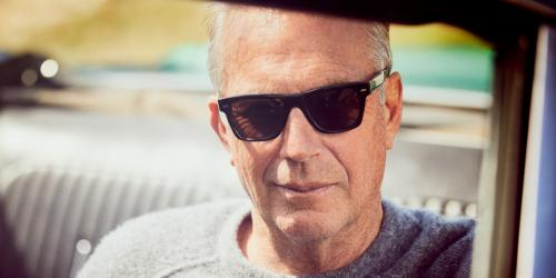 Hollywood Icon Kevin Costner