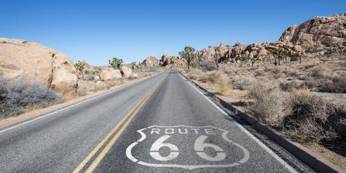 Road Trips: Route 66 and Beyond