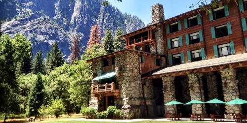 Great Lodging Options in and Around California's National Parks