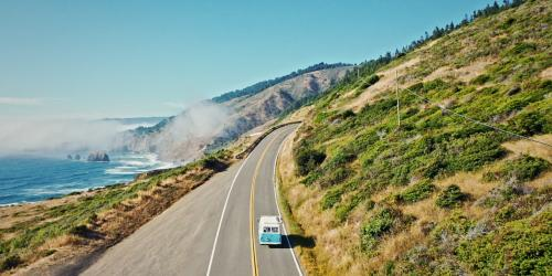 Sample Five Quirky Road Trips with California Pop