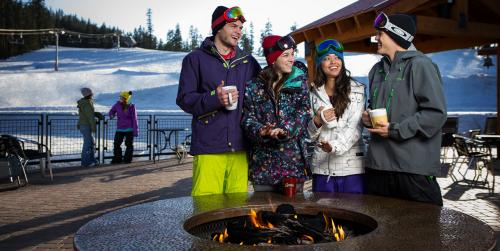 Après-Ski at Smaller Lake Tahoe Resorts
