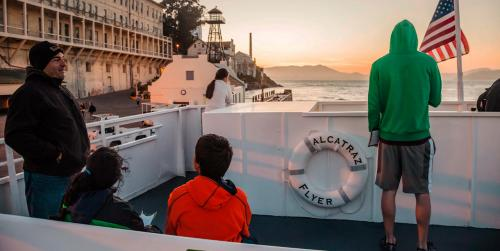 Alcatraz: Special Evening Tours