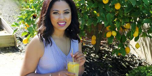CALIFORNIA QUESTIONNAIRE: Ayesha Curry