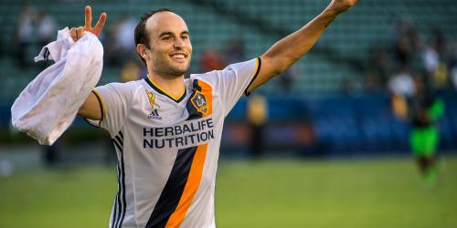 California Questionnaire: Landon Donovan
