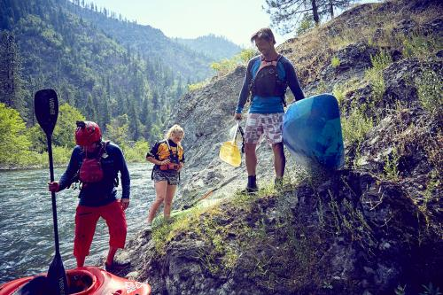 Behind the Scenes: Extreme Kayaking with Jonny Moseley