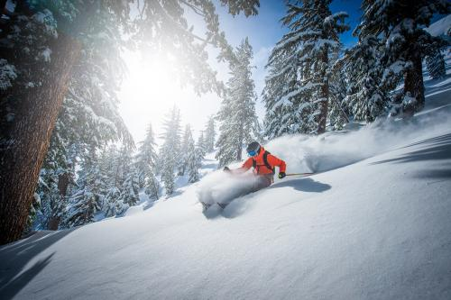 'Miracle March' Brings Epic Snow to California Ski Resorts