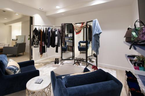 Discover a Secret Shopping Suite at Westfield Century City