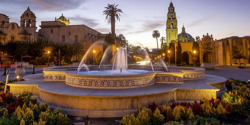 Balboa Park, Wellness Travel, Wide Open Walls